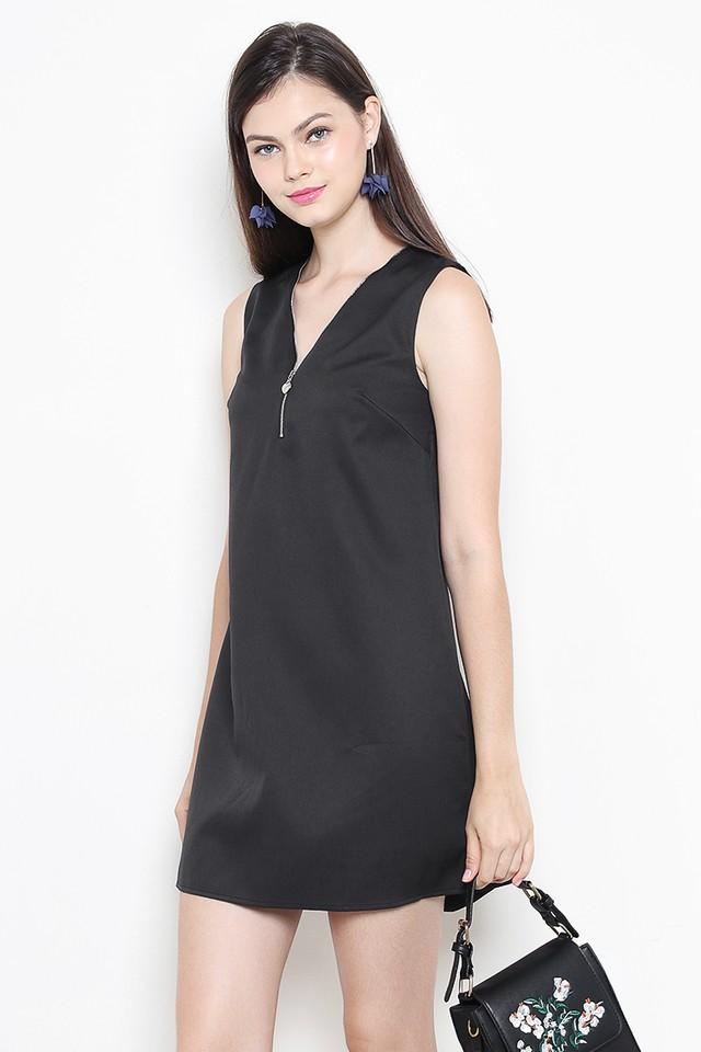 Skye Dress Black