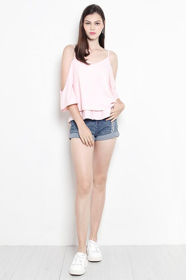 Margie Top Pink