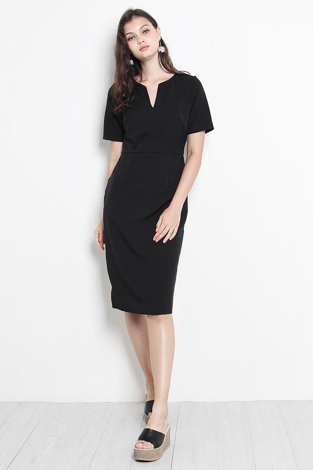 Jaida Dress Black