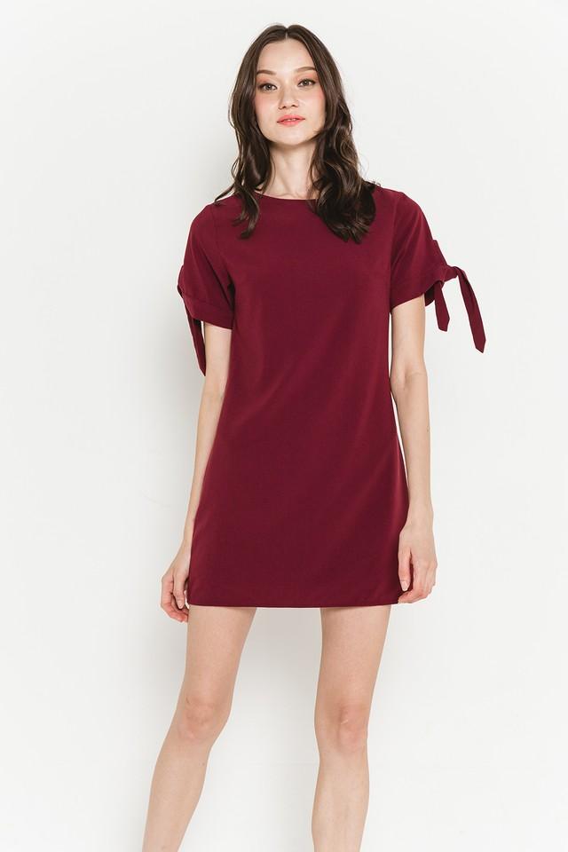 Marnie Dress Wine