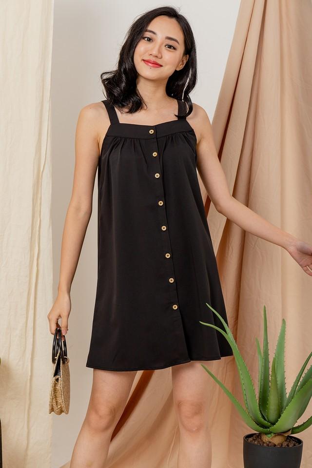 Tamera Dress Black
