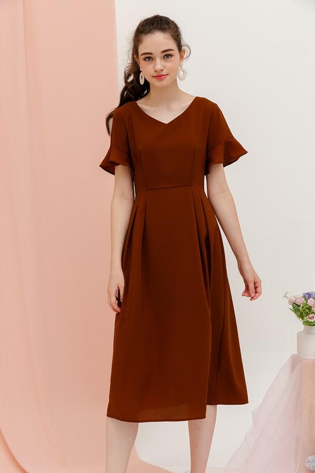 Amalia Dress Mandarin