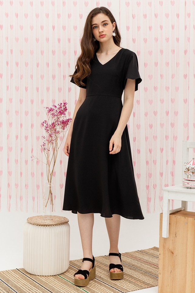 Merida Dress Black