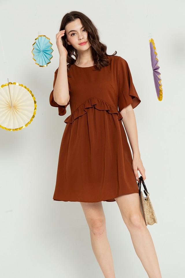 Knox Dress Mandarin