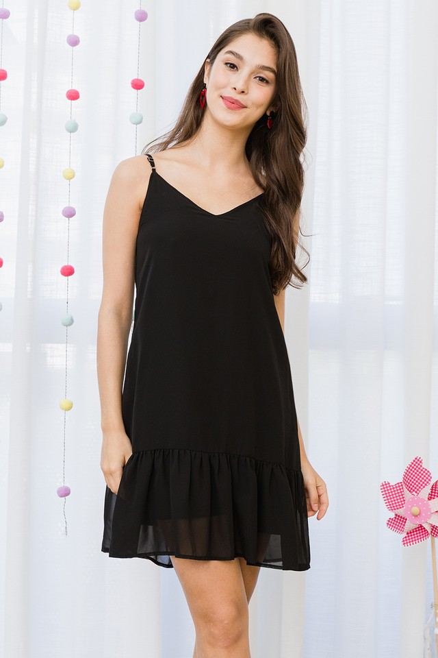Jayjay Dress Black