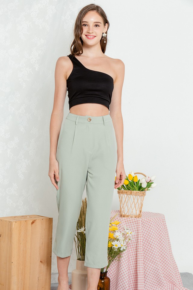 Dale Culottes Apple Green