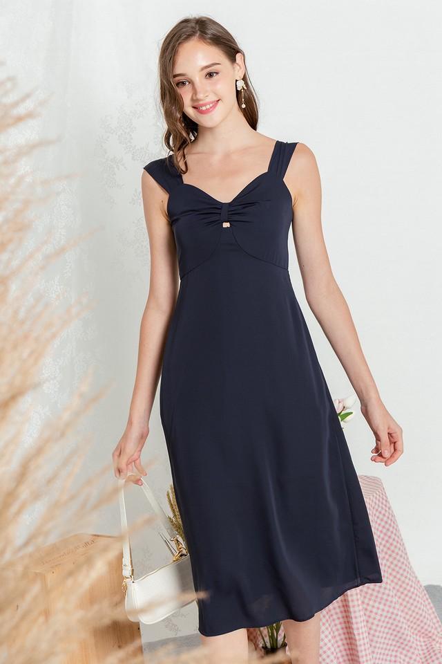 Aluna Dress Navy