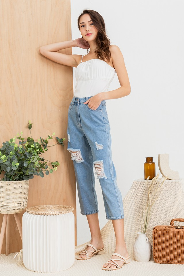 Bessie Denim Jeans Mid Wash