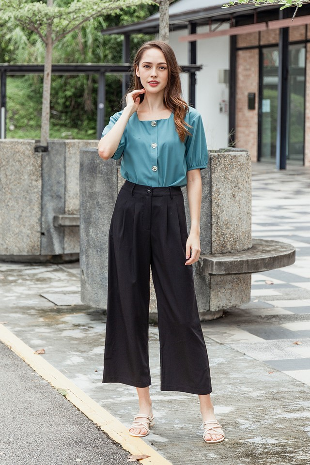 Shelbee Culottes Black