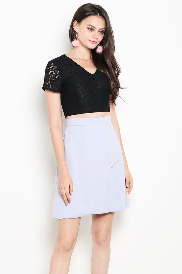 Kenna Skirt Grey