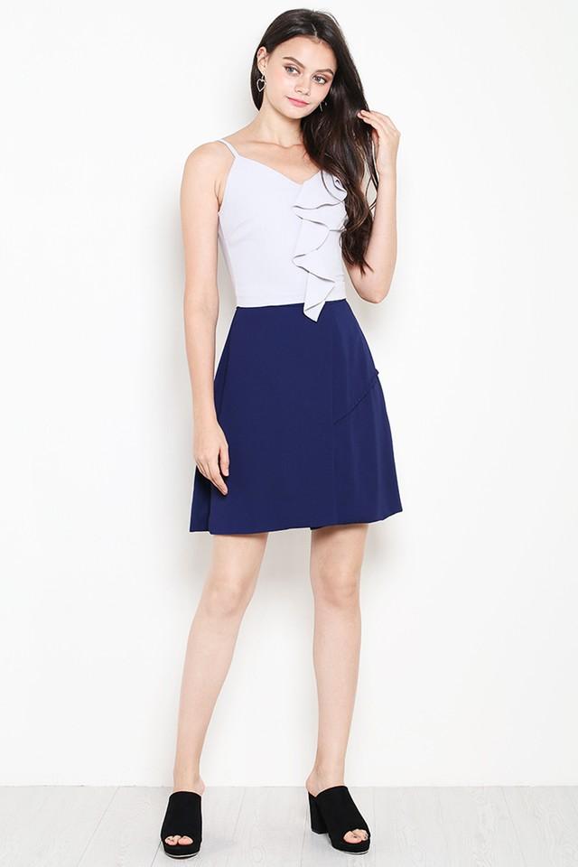 Kenna Skirt Blue