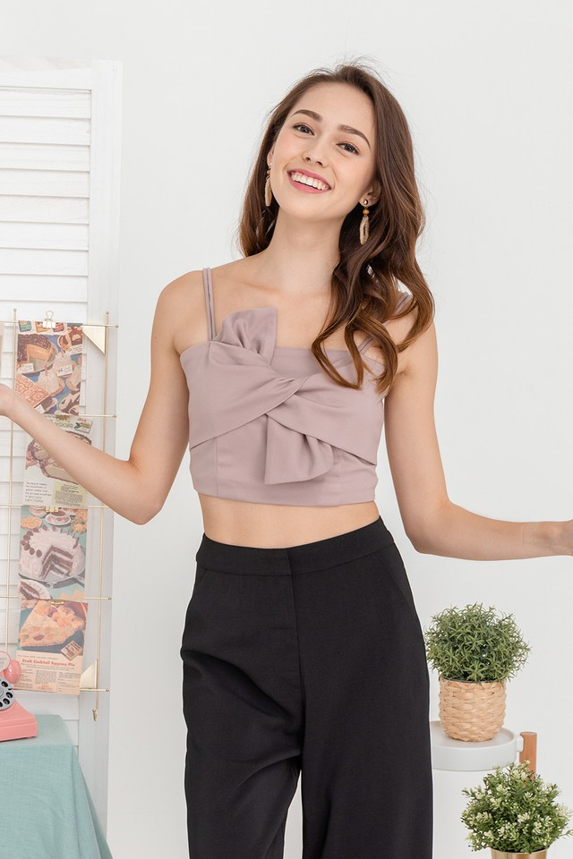 Avrilyn Bralet Dusty Pink