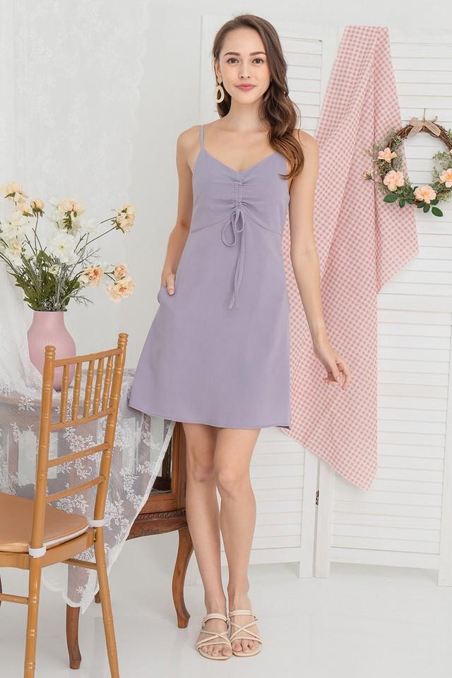 Tarla Dress Lilac