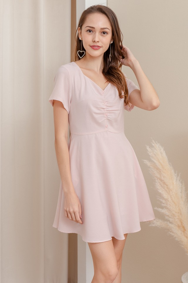 Lani Dress Pink