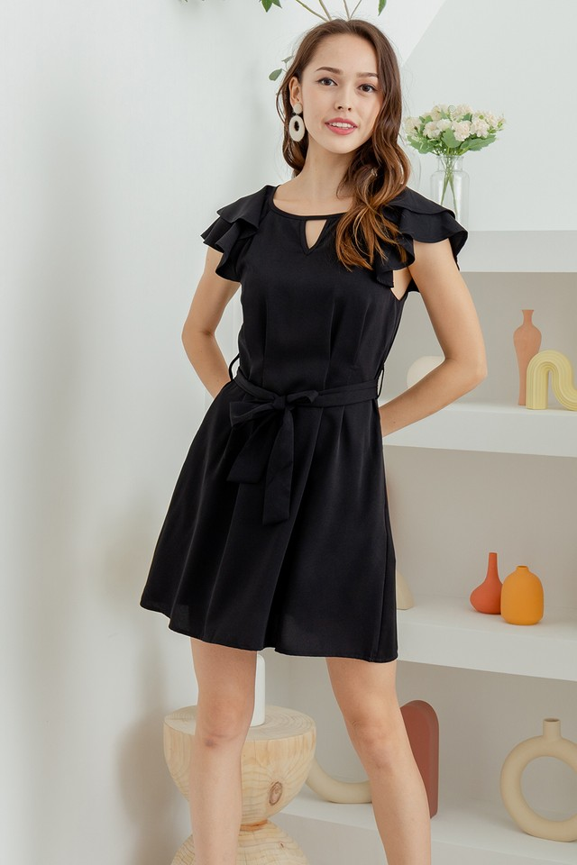 Blook Dress Black