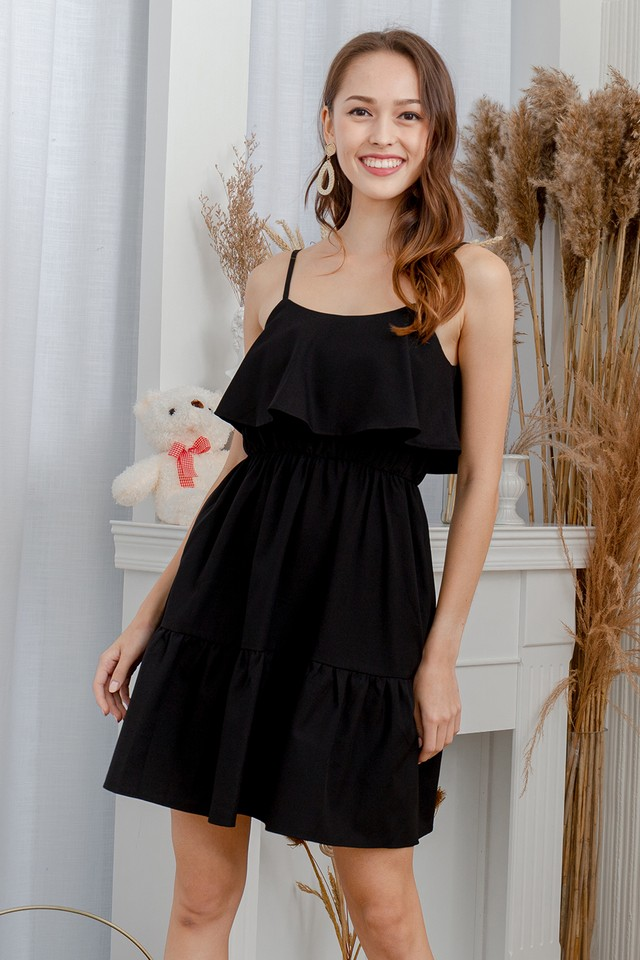 Tallon Dress Black