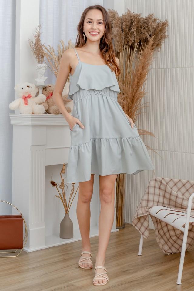 Tallon Dress Tiffany Blue