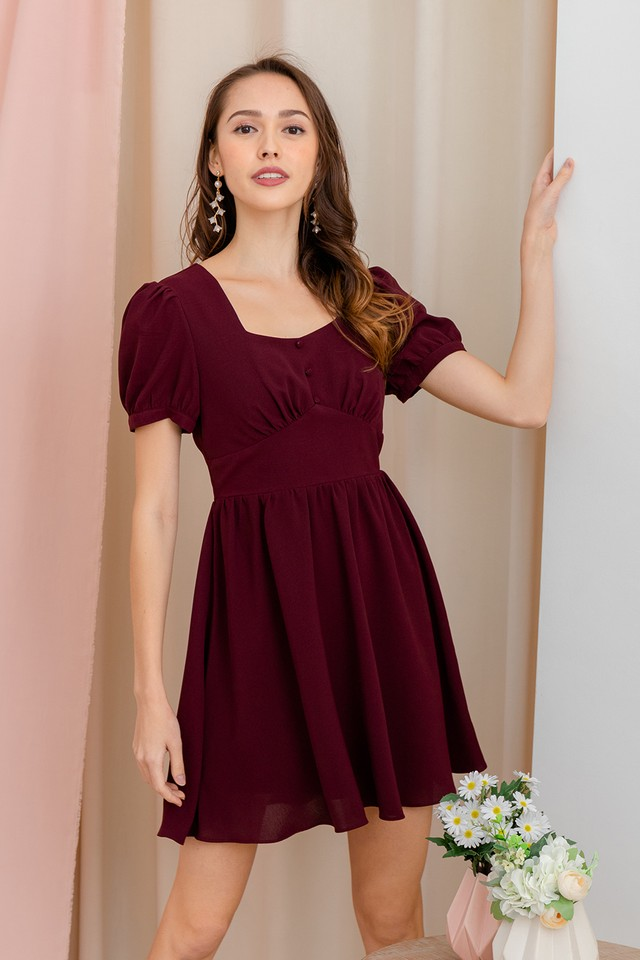 Orinna Dress Wine