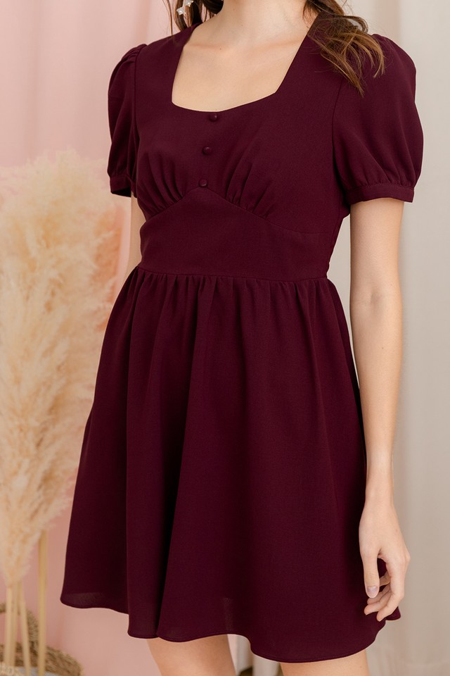 Orinna Dress Wine