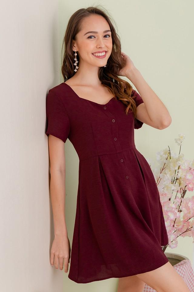 Yandel Dress Wine