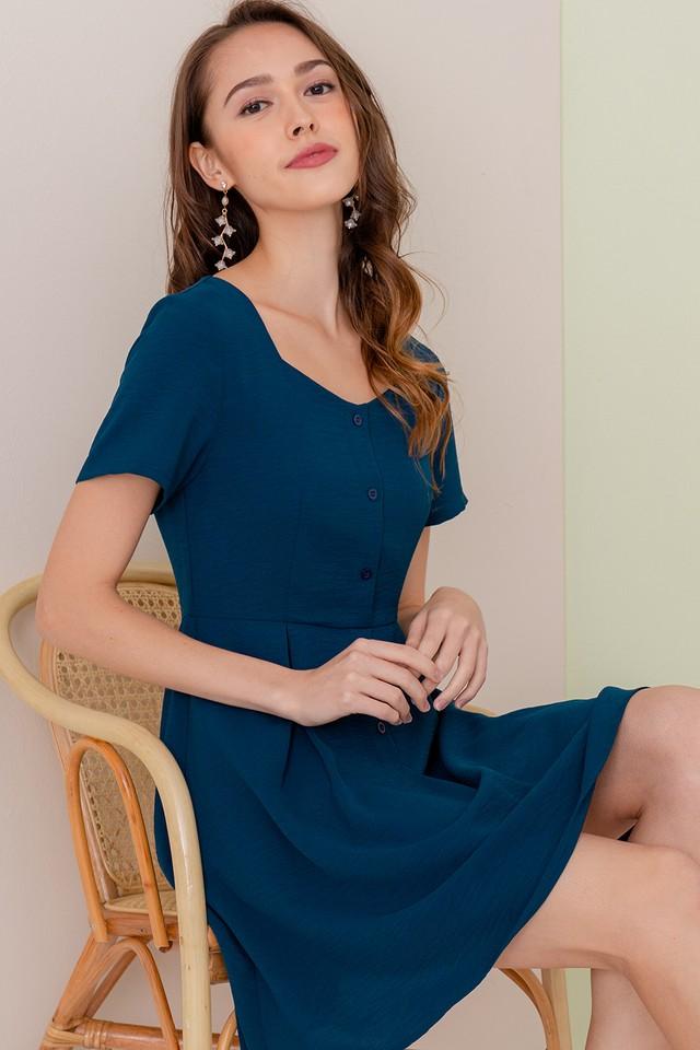 Yandel Dress Emerald