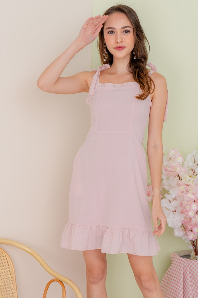 Paxton Dress Pink