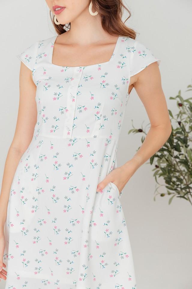Wylinn Dress Floral