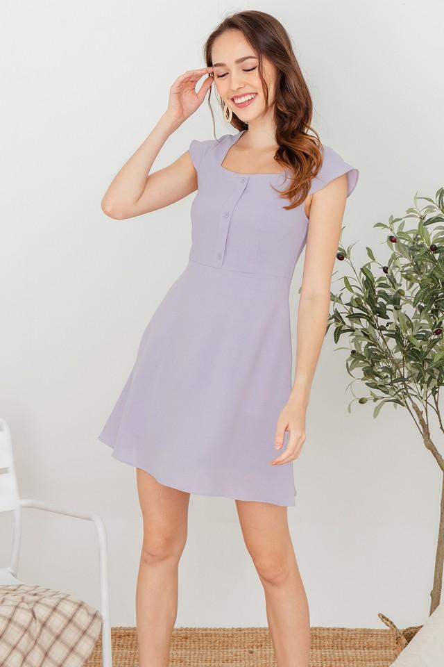 Wylinn Dress Lilac