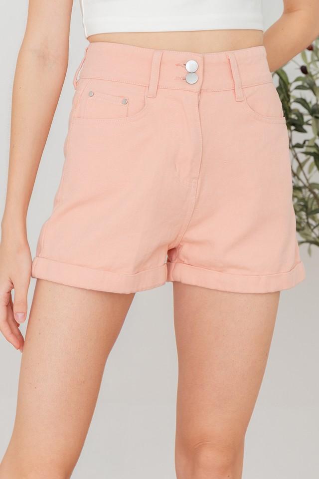 Ashlee Shorts Candy Pink