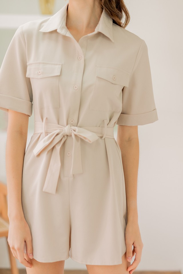 Ryder Playsuit Sand