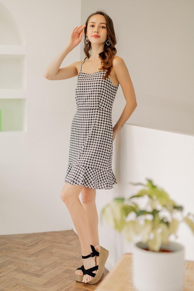 Leia Dress Gingham
