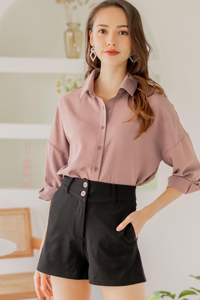 Preston Shirt Soft Berry