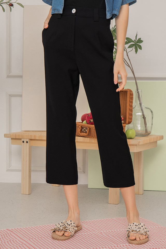 Morgan Culottes Black