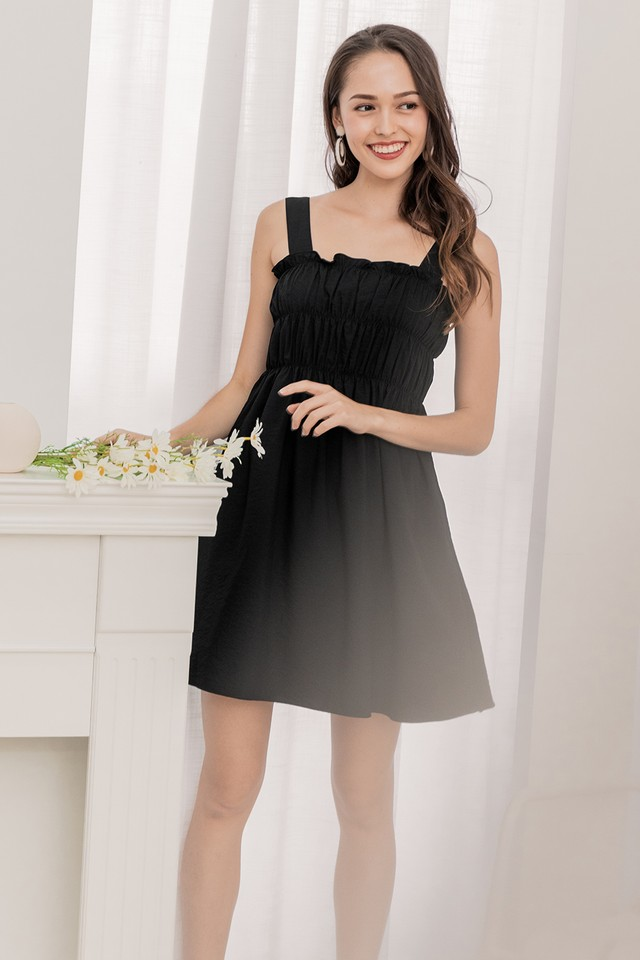 Avril Dress Black