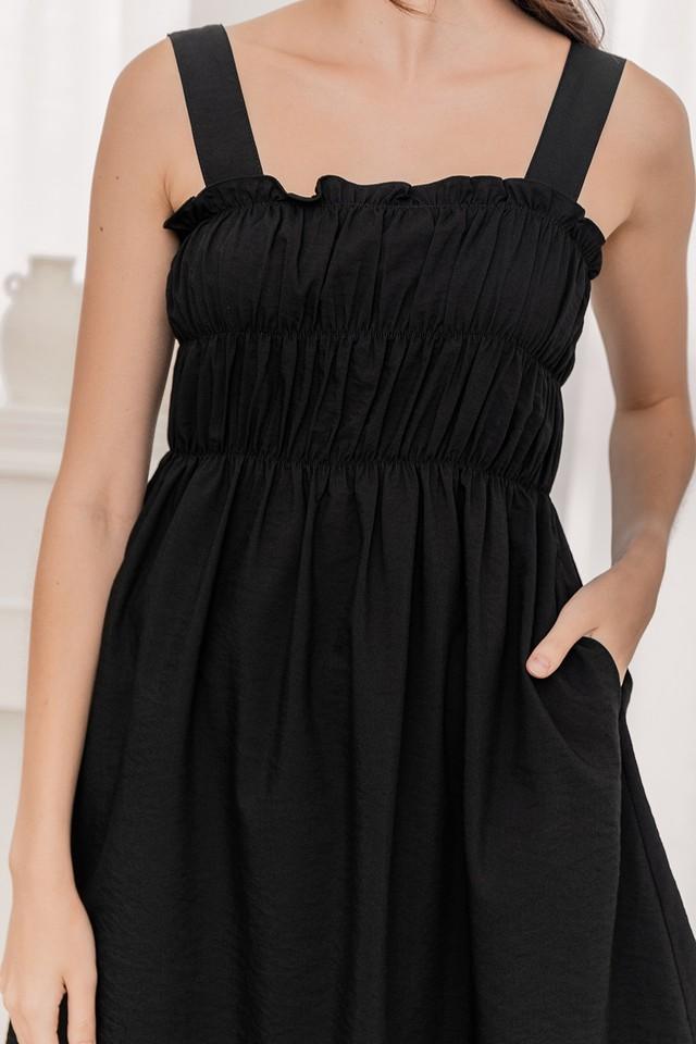 Avril Dress Black