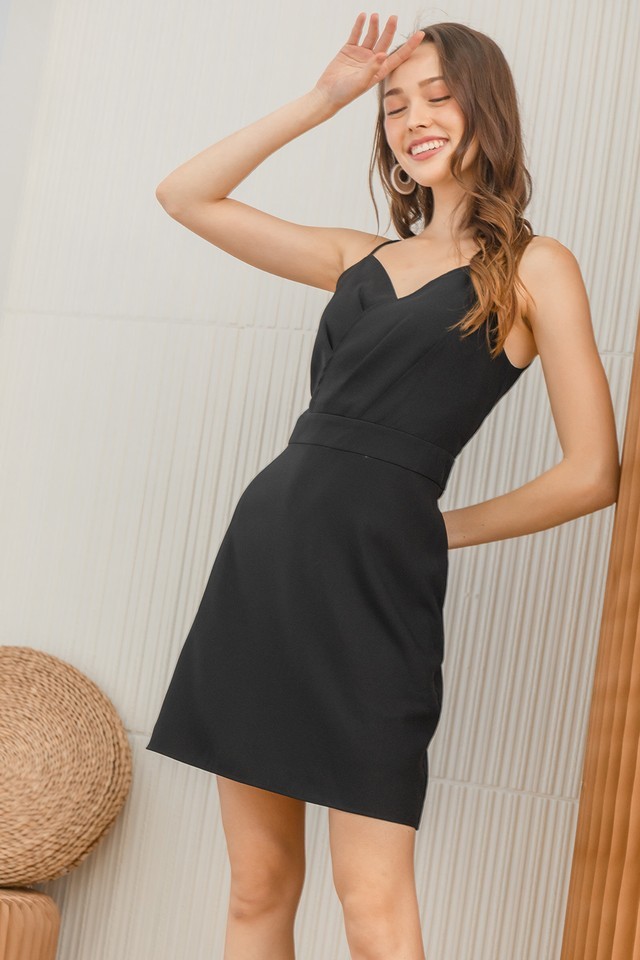 Brendan Dress Black